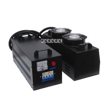 STGGJ-2000 портативная УФ светоотверждаемая машинка 3 кВт длина световой трубки 500 мм светодиодный Ультрафиолетовый фотополимеризатор Air-Coo свет...
