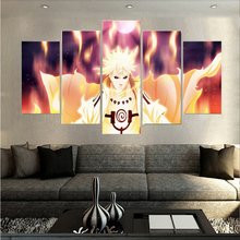 Fashion Famous Animation Figure Oil Paintings Wall Art Home Decoration Living Room Canvas Spray Painting Unframed