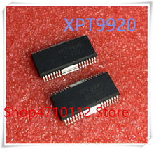 NEW 5PCS/LOT XPT9920 Class F Audio Amplifier IC HSOP28 Stereo 2X12W Power Amplifier IC