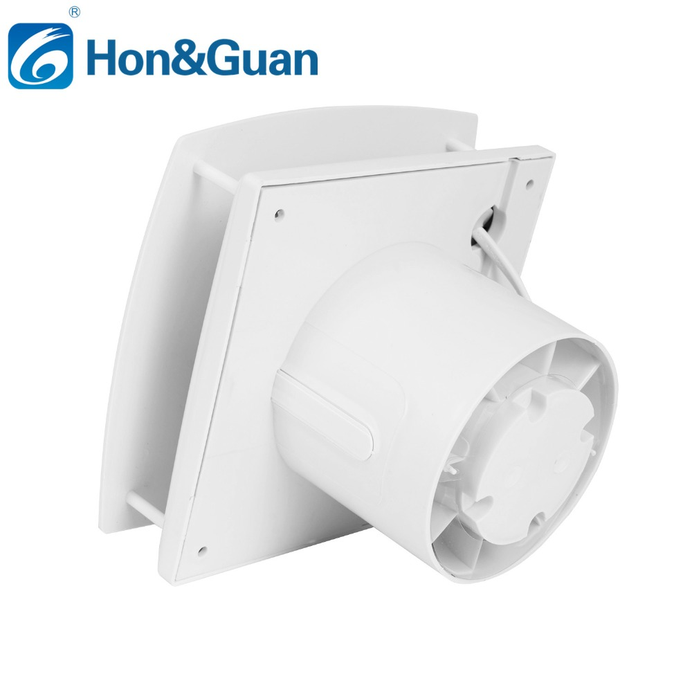 10W 4 inch Home Ventilation Exhaust Fan 110V 220V Ventilator Fan for Hotel Kitchen Bathroom Low Noise Extractor Exhaust Fan in Vents from Home Improvement