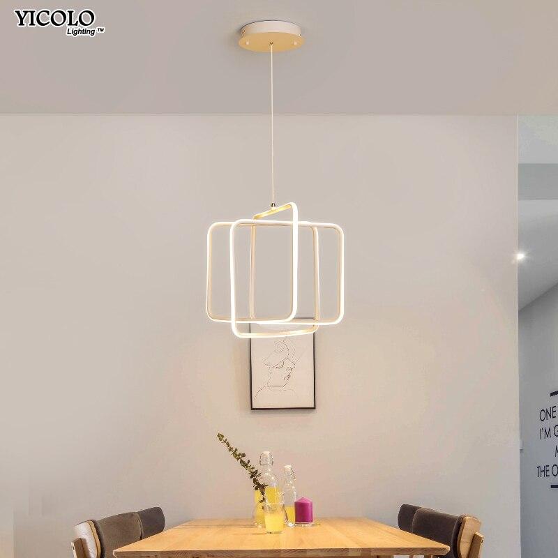 Comprar Cocina Iluminación Moderno LED Colgante Luces Para ...