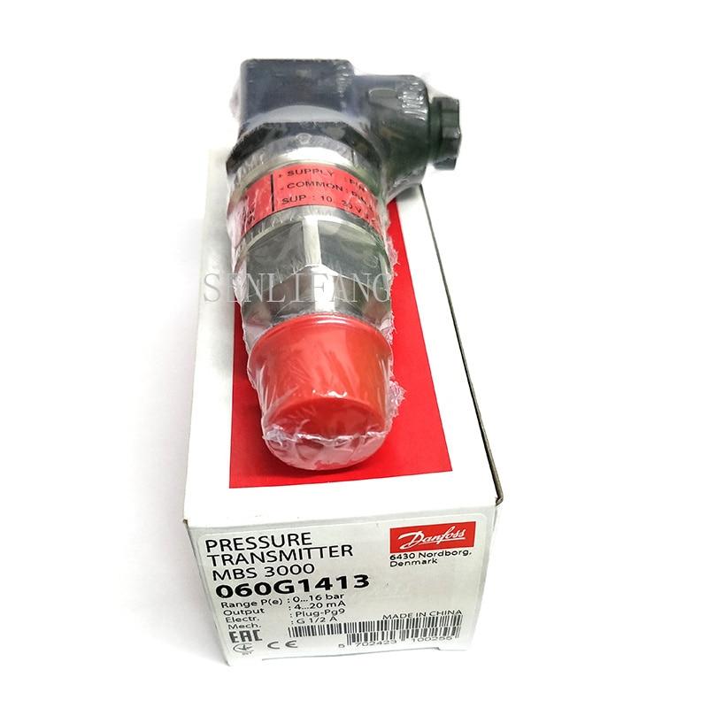Free Shipping Original DANFOSS Pressure Transmitter MBS 3000 060G1413