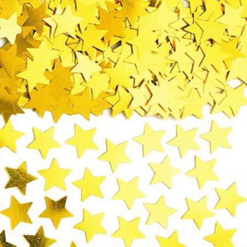 casamento Sparkle STAR Pulmad Confetti Laua kaunistused sobivad - Pühad ja peod - Foto 2