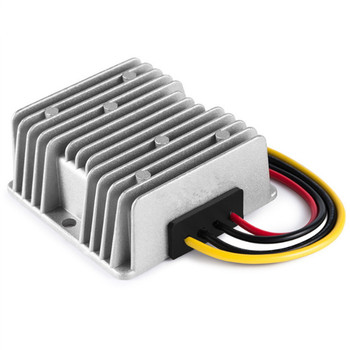 24V to 13.8V 20A 276W Switching Power Supply DC DC Converter Transformer Voltage Reducer Step Down Buck Module for LED Car Solar