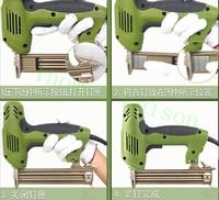 1800W 30pcs Min Electric Nail Gun Straight Nail Gun Electric Tool