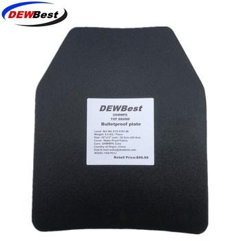 DEWBest NIJ poziom IIIA Panel kuloodporny poziom 3A samodzielny Panel balistyczny poziom 3A kamizelka kuloodporna tanie i dobre opinie