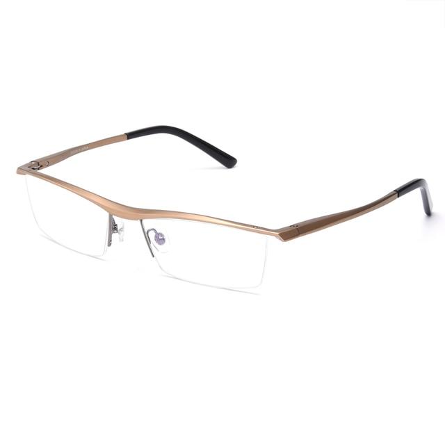 Brand Prescription Glasses Frame Aluminium Magnesium Alloy Frame Spectacle Eyeglasses Myopia Glasses