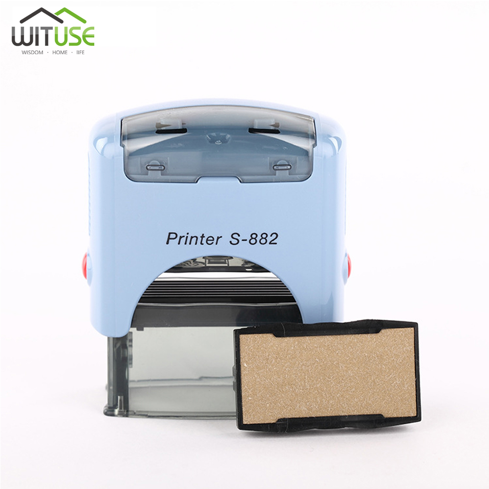 PERSONALISED SELF INK RUBBER STAMP BUSINESS,ADDRESS
