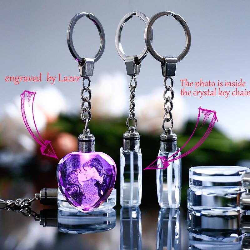 Kundenspezifische Souvenirs Geschenk Dekoration Herzform K9 Kristall - Wohnkultur - Foto 4
