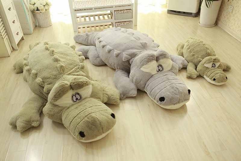 3サイズワニ形状ソファクッション玩具人形車飛行機抱擁クッションギフト誕生日テレビルーム寝室オフィススロー枕
