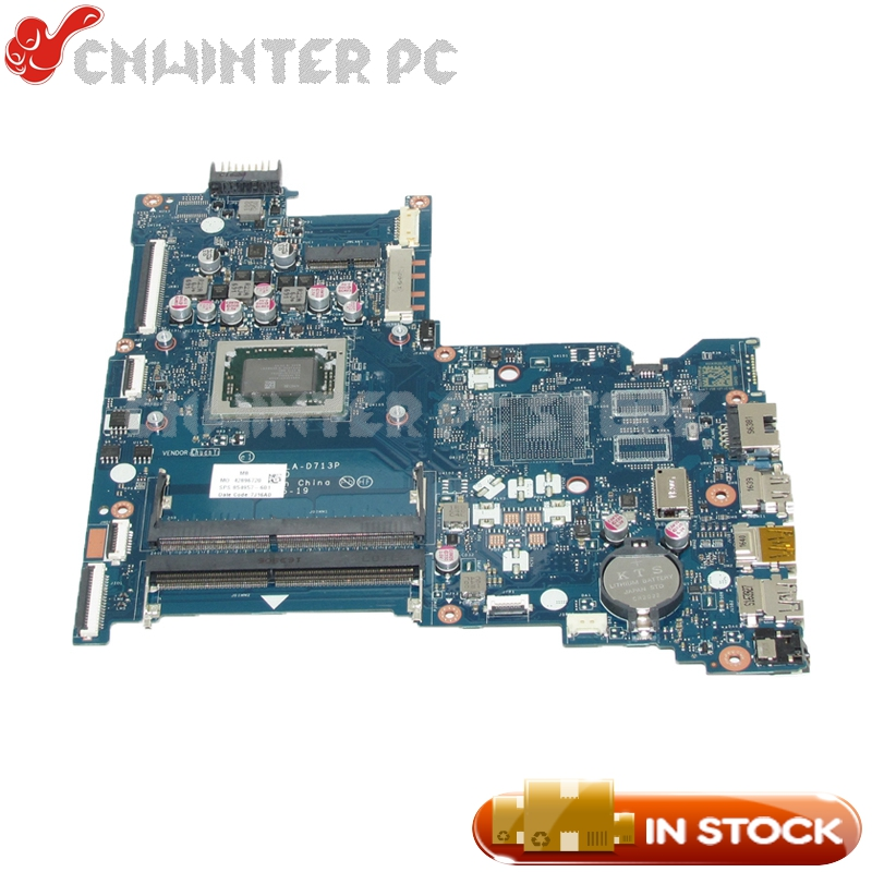 NOKOTION 854957-601 854957-001 For HP 15-B 15-BA Laptop Motherboard BDL50 LA-D713P AM960PADY44AB A10-9600P CPU DDR3 744008 001 744008 601 744008 501 for hp laptop motherboard 640 g1 650 g1 motherboard 100% tested 60 days warranty