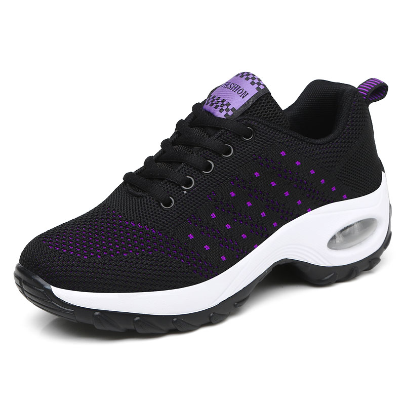 Tenis Feminino 2019 Tennis Shoes For Women Trainers Air Cushion Breathable Mesh Sneakers Outdoor Sports Lady Shoes Fitness Shoes