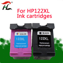 цена на 122XLCompatible  For HP 122XL  Ink  compatible  HP122XL hp122 For HP Deskjet 1000 1050 1050A 1510 2000 2050 3000 3050 Printer