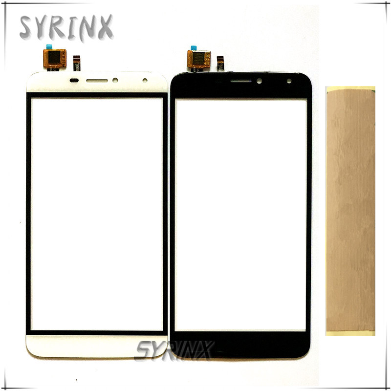 Syrinx With Sticker Touch Screen Digitizer Panel Glass For BQ Mobile BQS-5520 Mercury BQS 5520 BQS5520 Touchscreen SensorSyrinx With Sticker Touch Screen Digitizer Panel Glass For BQ Mobile BQS-5520 Mercury BQS 5520 BQS5520 Touchscreen Sensor
