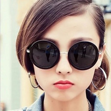 New Fashion Vintage Round Shaped Sunglasses Women High Quality Top Selling Sunglasses for Women