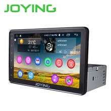 JOYING 2GB+32GB Android 6.0 Universal Single 1 DIN 8″ Car Radio Stereo Quad Core Head Unit Support Dual Zone Steering Wheel