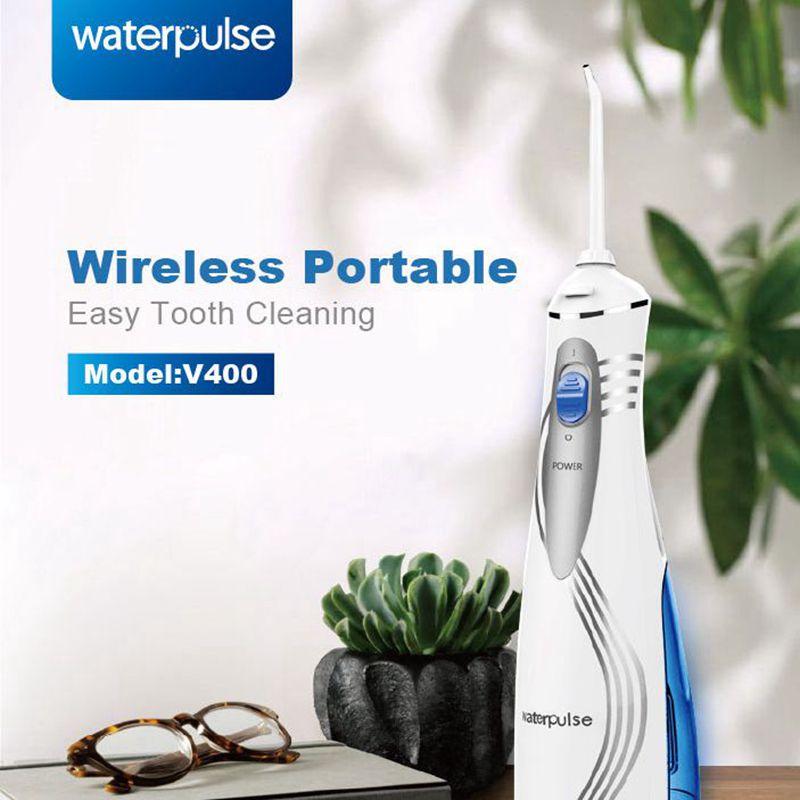 ирригатор waterpulse v400