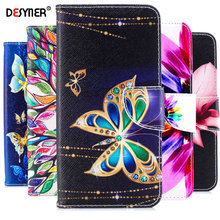 цена на Flip Case For Samsung Galaxy A50 A30 A40 A70 A10 Wallet PU Leather Case For Samsung Galaxy A50 A505F A10 A20 E S M10 M20 M30