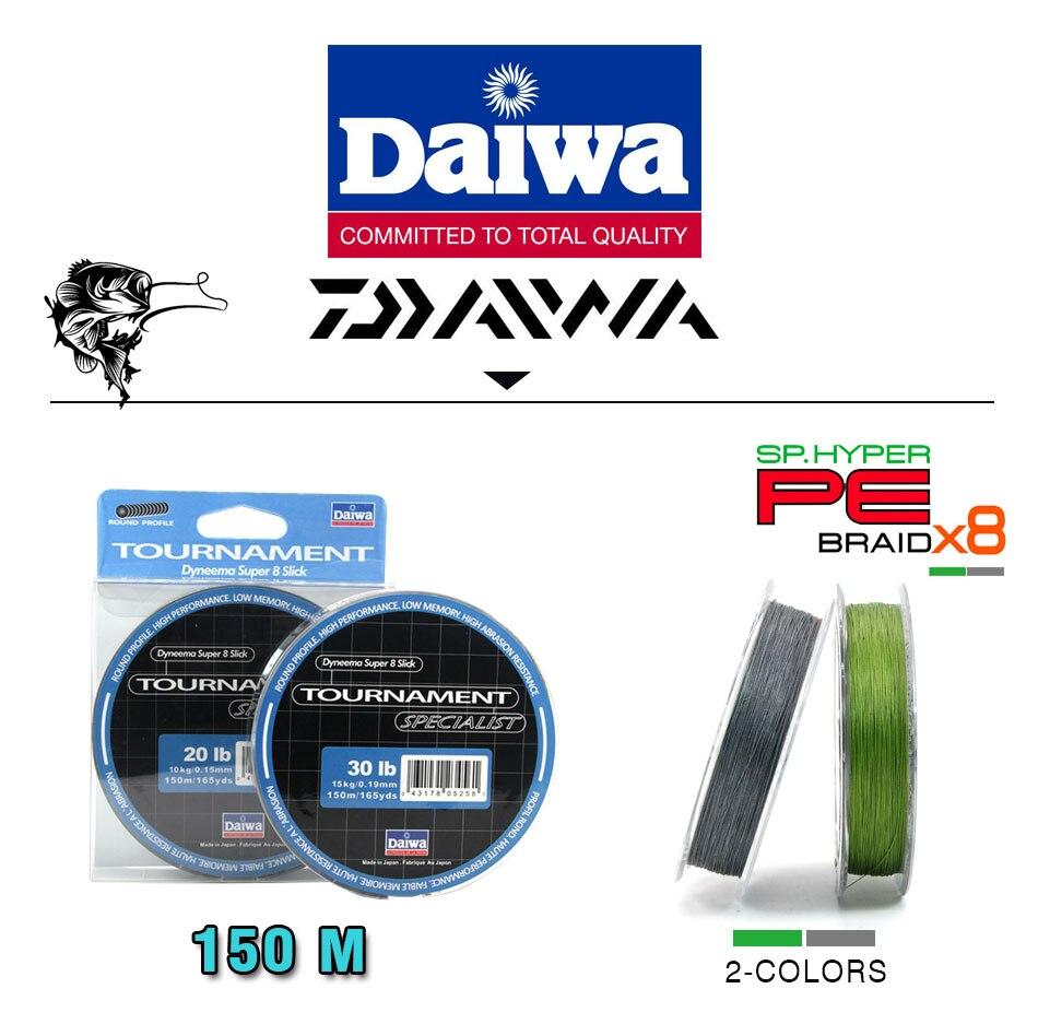 ~ 0.4mm 8 silck japão linha de pesca