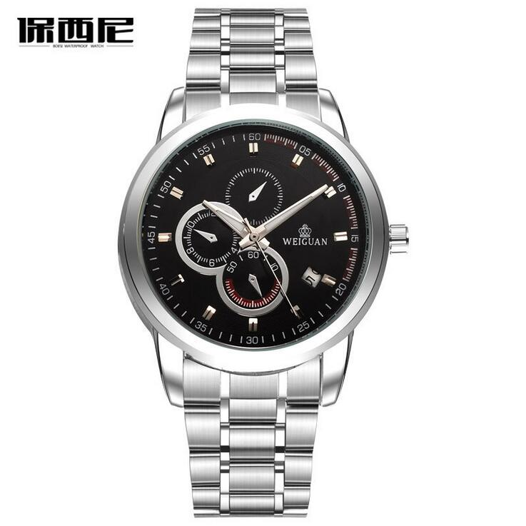 BOSOK new men s mechanical watches high end leisure hollow out watches luxury fashion watch business
