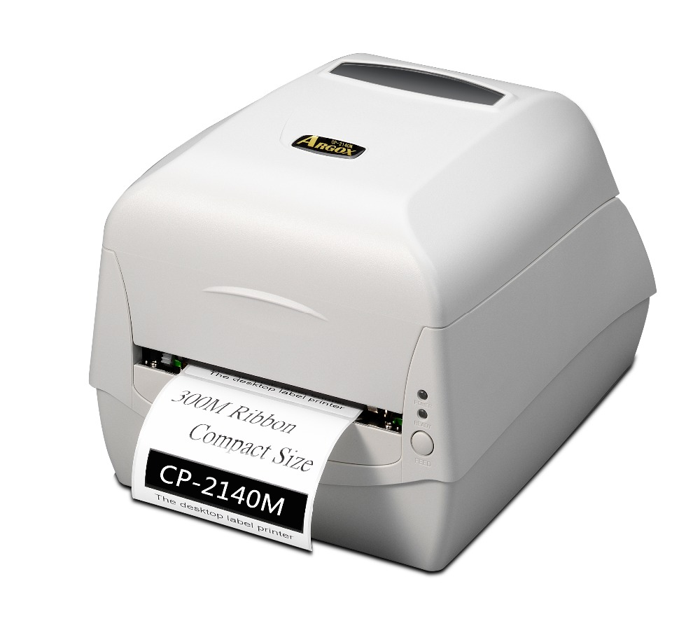 Desktop Barcode Printer Argox CP2140 Direct Thermal & Thermal Transfer Printer commercial barcode label printer стоимость