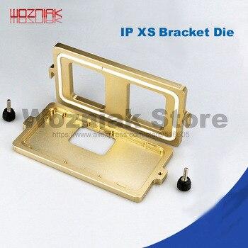 SS-037 WOZNIAK для IPHONE X XS, Рождественская оправа, формы для ламинирования, алюминиевый сплав, металл, профессиональная оправа, форма для холодного ...