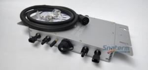 Image 4 - WVC Micro onduleur de puissance MPPT, 1200W, 1200 v ac, 110v ac, W, micro onduleur de puissance à onde sinusoïdale pure lié au réseau