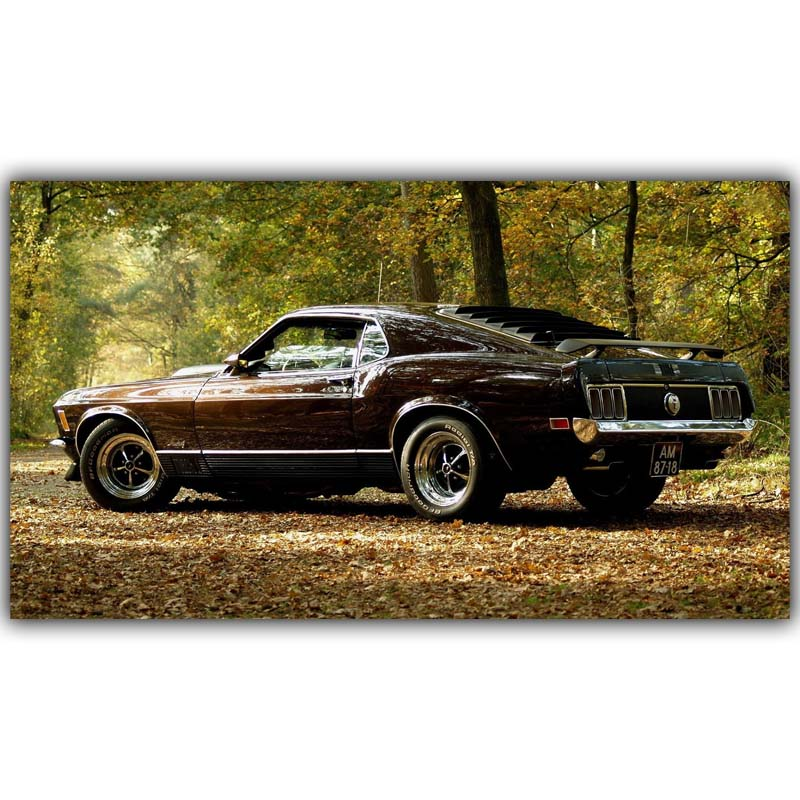 Online Get Cheap Ford Mustang Posters -Aliexpress.com