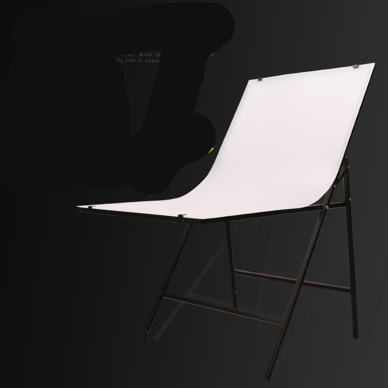 60*100 photographic equipment pvc table shooting table still lifts free installation of portable background CD50 nicefoto b 120c photographic equipment studio shooting table photo table