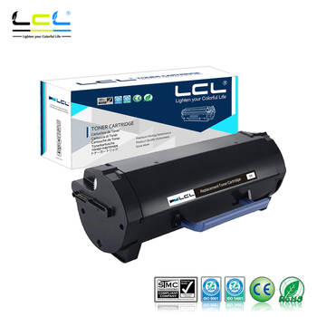 LCL 593-BBYP 593-BBYO CH00D S2830dn S2830 (1-Pack Black) Toner Cartridge Compatible for Dell S2830dn S2830