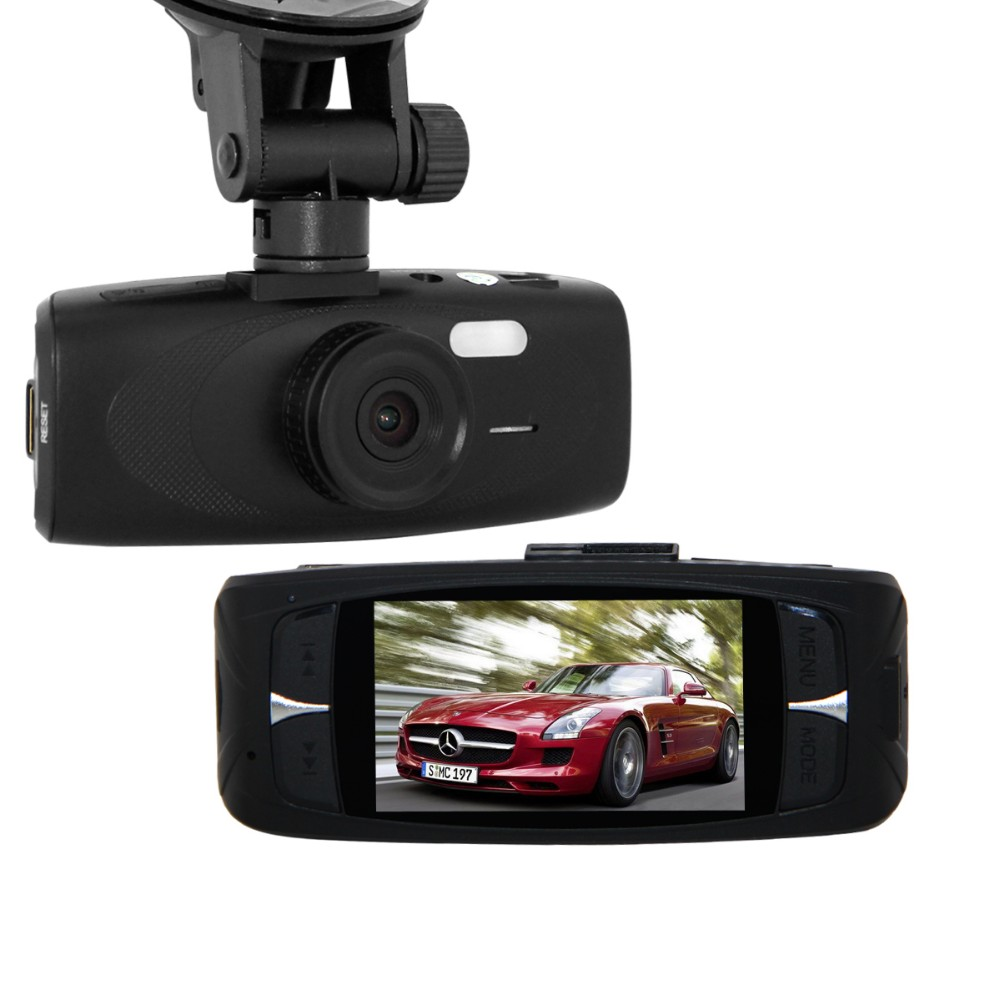 New Type All in One Car Camera Full HD 1080p Car Dvr 2.7 Inch Lcd G-sensor H.264 WDR Car Video Recorder Dash Cam Night Vision
