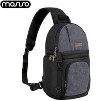 MOSISO DSLR Camera Bag Shockproof Shoulder Bag Camera Case for Canon Nikon Sony Lens Pouch Bag Waterproof Photography Photo Bag