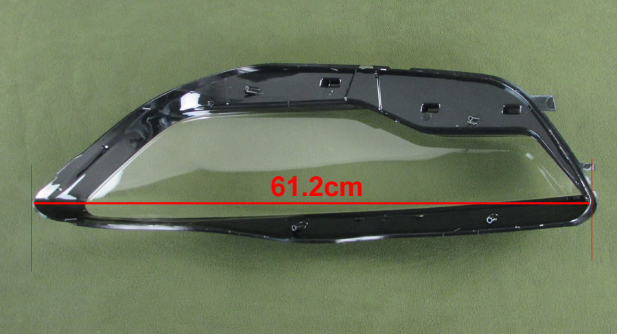 Image 5 - For Audi A6L C7 12 15 headlight cover headlight lamp shell headlamps transparent lampshade the base shell with base-in Shell from Automobiles & Motorcycles