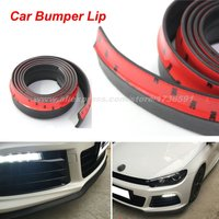 Body Front Side Back Bumper Spoilers Lip Lips For Volkswagen VW Scirocco 2005 2015 For Car