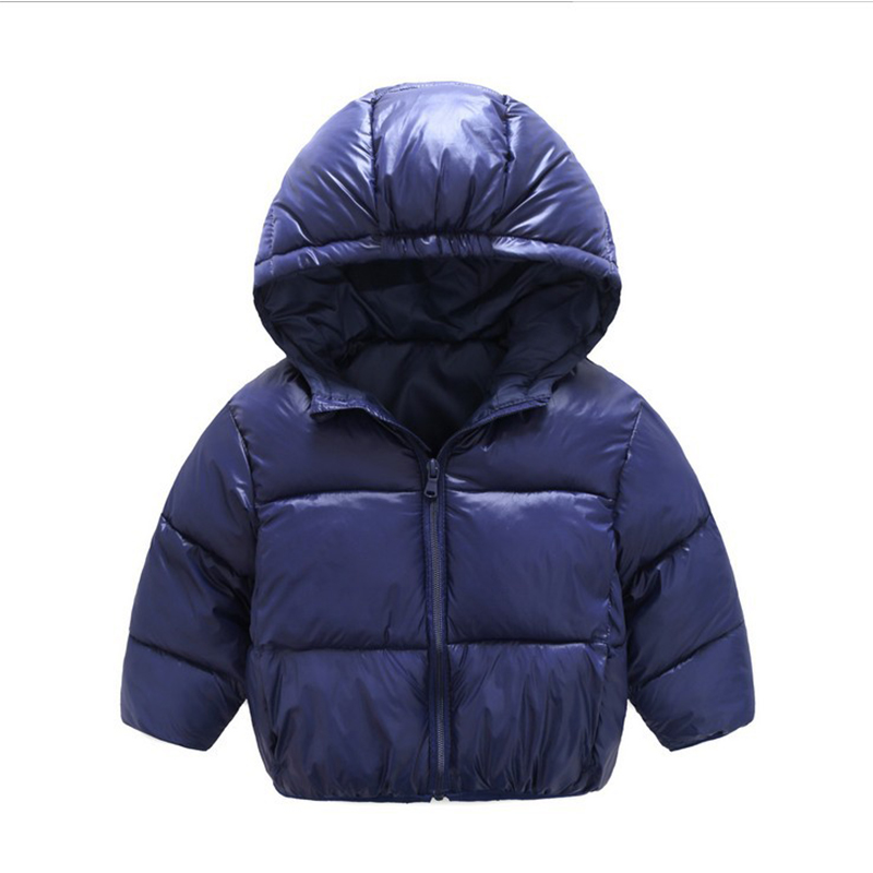 Baby Girls Jackets 2017 Autumn Winter Jacket For Girls Winter Infant Coat Kids Clothes Children Warm Outerwear Coats children winter coats jacket baby boys warm outerwear thickening outdoors kids snow proof coat parkas cotton padded clothes