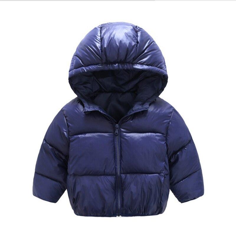 Dětské Dívčí bundy 2019 Podzimní zimní bunda pro dívky Zimní kojenecký kabát Děti Oblečení Děti Teplé vrchní oblečení Kabáty