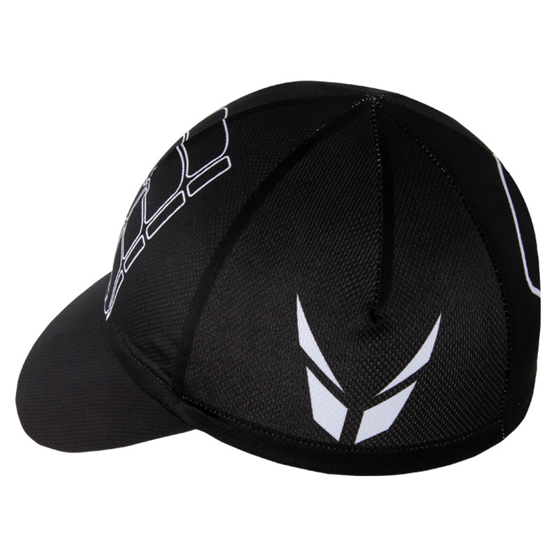 Cycling Cap Men Black Color Breathable Quick Dry Cool Road MTB Bicycle Riding Hat Head Scarf Headband Ciclismo Bike Equipment