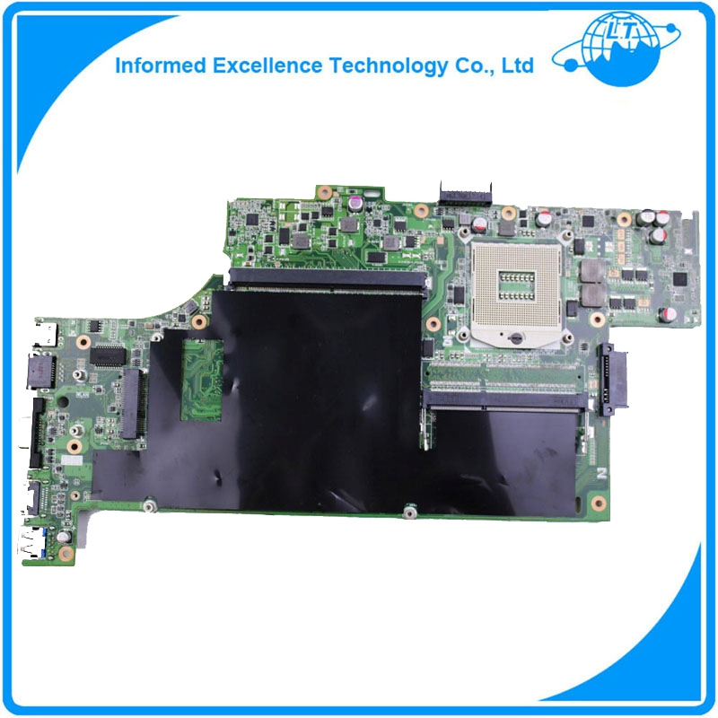 For ASUS G53SX motherboard 60-N7CMB2000-B05 mainboard 2 memory slots slotss Fully tested all functions Work Good  цена