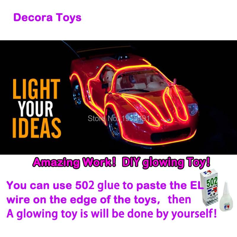 TV Backlight Decor Not Dazzling Neon Light 1.3mm Led Strip Portable ...