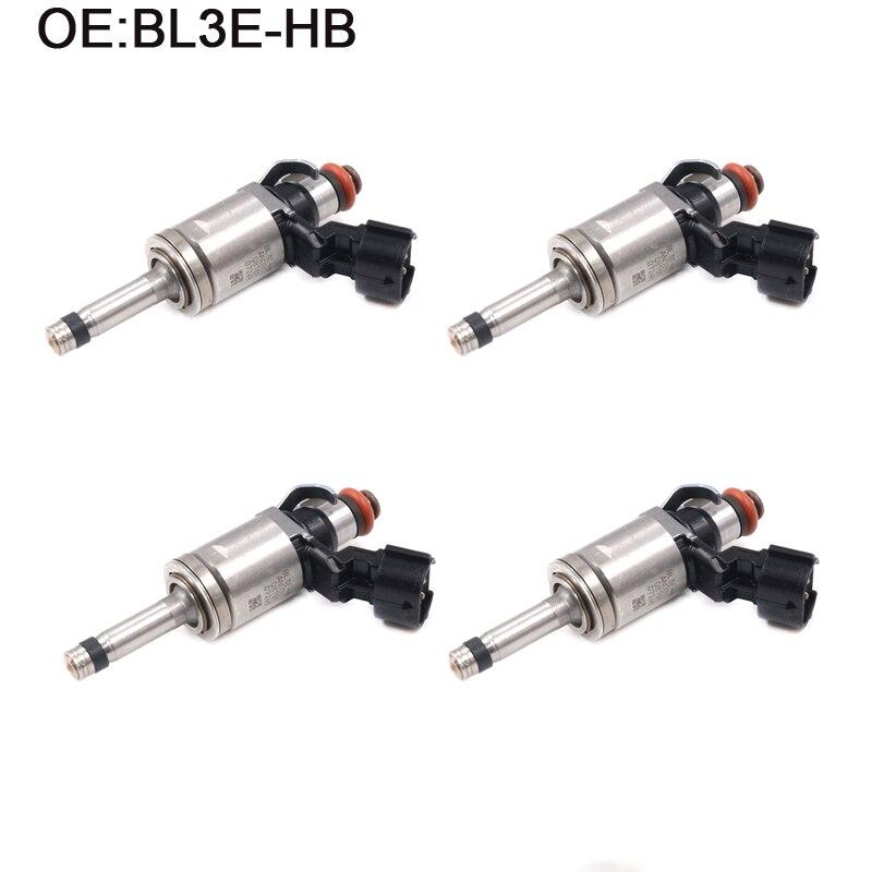 4PCS New Fuel Injectors Nozzle Fit For 2011 2013 Ford F