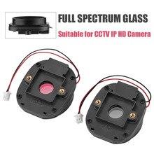 2 шт. IR-CUT Крепление объектива CS держатель IRC двойной фильтр переключатель дневной и ночной яркости для видеонаблюдения IP HD камера