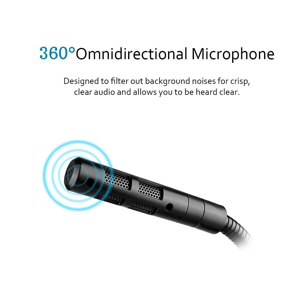 3.5 mm ενσύρματο μικρόφωνο συμπυκνωτή - Φορητό ήχο και βίντεο - Φωτογραφία 2