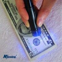 [Nanxing] 편리한 위조 돈 탐지기 펜 uv 램프 가짜 돈 참고 상위 뜨거운 판매 휴대용 탐지기 NX-799