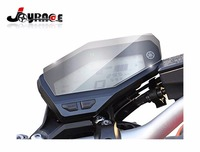 2 X Cluster Scratch Speedometer Film Screen Protector New For Yamaha MT 09 FZ 09