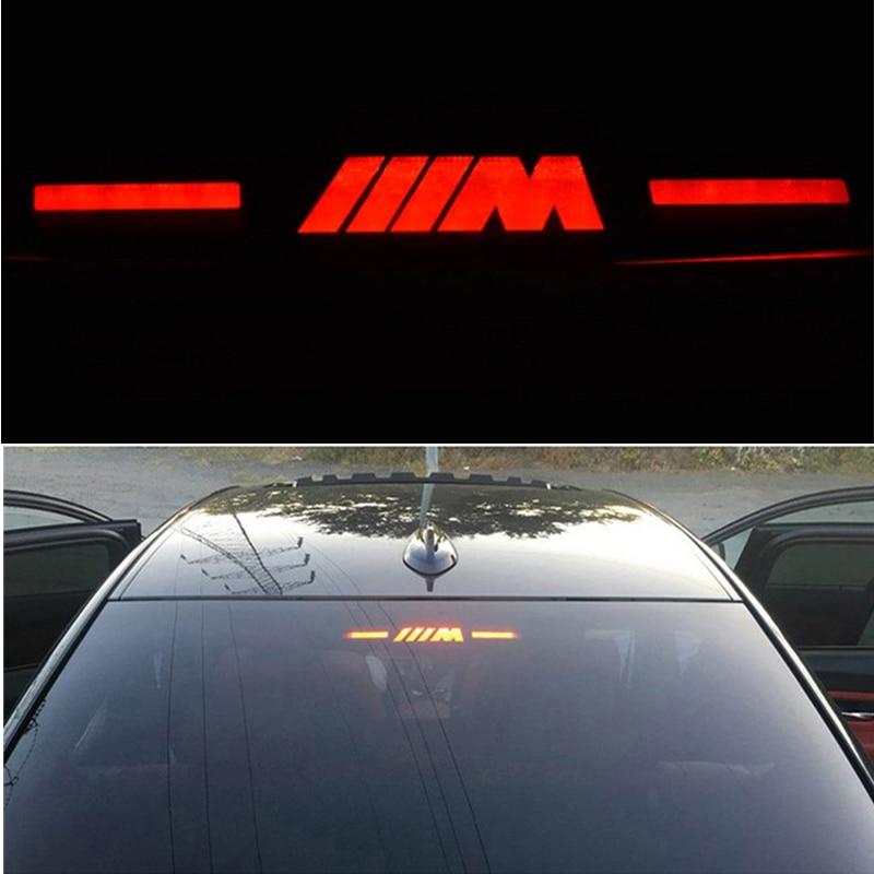 Auto Aufkleber für BMW M Emblem E46 E36 E90 E53 E39 F10 F30 E60 F20 X3 X5 X1 3 5 7 serie Hohe Bremse Aufkleber M Logo Auto Zubehör