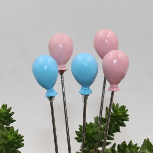 Ballon Kuchen Zubehor Miniatur Fee Garten Hauser Dekoration