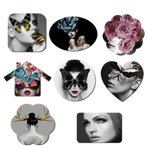 Image 4 - 10pcs Soft Fridge Magnets DIY personalized photo picture printed Stickers on the Fridge Refrigerator Magnets Lot