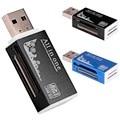 USB 2.0 Все в 1 Multi Чтения Карт Памяти Для Micro SD SDHC TF M2 MMC