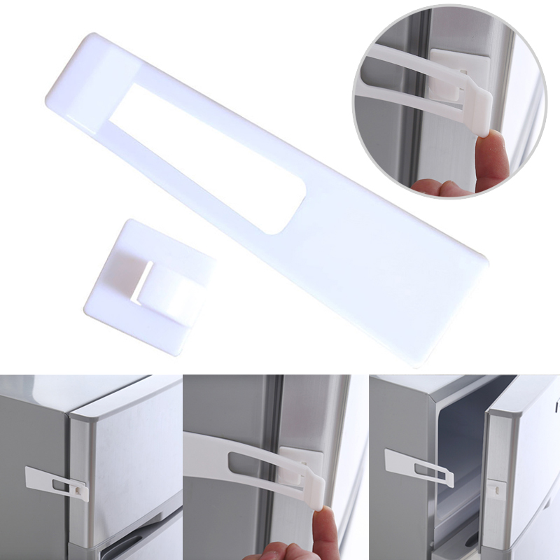 Hot Selling Baby Cabinet Drawer Lock Kids Security Protection Refrigerator Window Closet Wardrobe Safety Lock