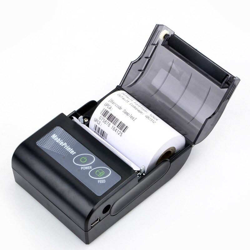 Günstige Thermische Empfang Drucker 58mm thermische drucker pos drucker Pos System Für Supermarkt und resaurant